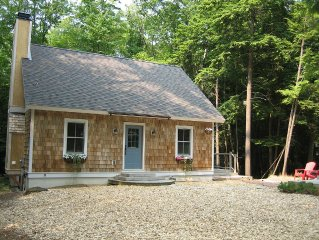 Scrilly Cottage is Just A Short Walk To Sandy Grand Traverse Bay Beach