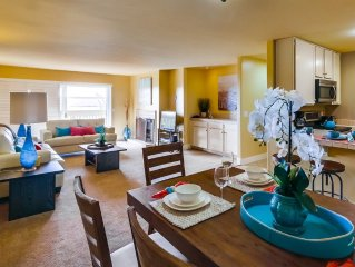 Ocean-Front Complex, Bright with New Furnishings,