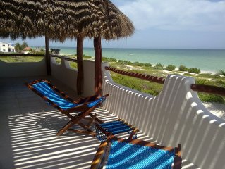 BEROCO Beach House Yucatan Wi-Fi, Pool, Private Beach