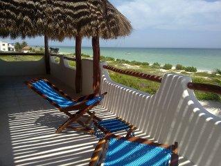 BEROCO Beach House Yucatan Free Wi-Fi, Pool,