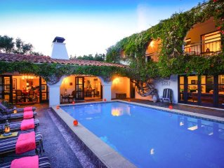 Exotic Luxury in the heart of Montecito