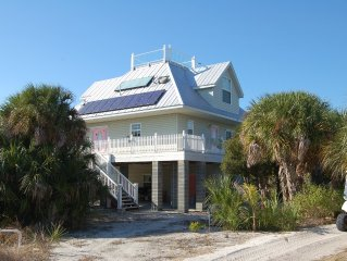 The Sandy Seagull Hideaway  Cayo Costa Island, SW Florida!