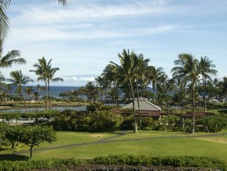 Mauna Lani Terrace F302 - Luxury Ocean View Penthouse