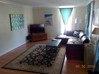 Perfect in-town summer rental- newly remodeled