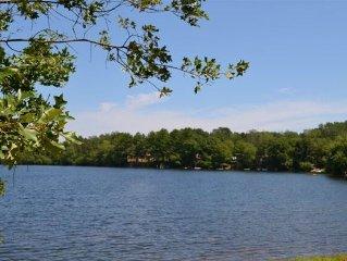 Pristine Lakefront Home (Great Value)