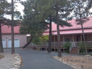 Crooked Tree Ranch Has Spacious Comfort In An Upscale Area