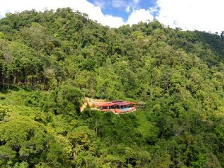 Eco-Home At One with Nature