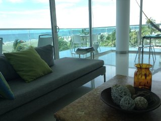 Luxury and Comfort by the Beach