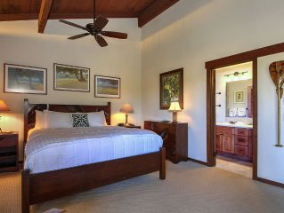 OCEANVIEW 1-bd 1-ba Penthouse, Resort Pool for Two - AC & King Bed in Master