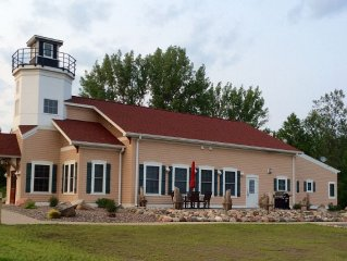 North Shore Lighthouse Suites ~ Fitzgerald Suite ~ with New Sauna