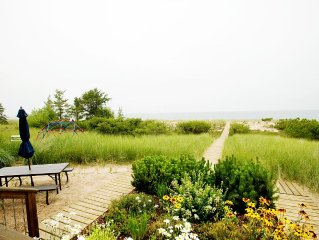 Lake Michigan Beachfront On Sleeping Bear Bay Glen Arbor