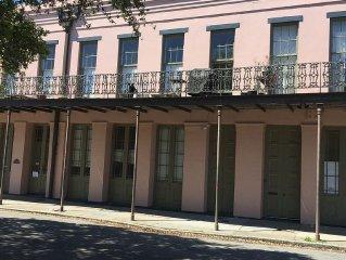 Renovated Historic Apartment on Magazine Street