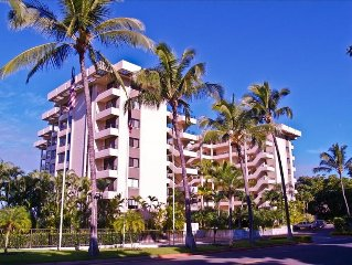 Oceanfront Penthouse 2BR/BA Polo Beach Club #801