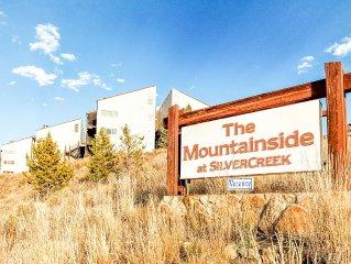 Mountainside #39: All season mountain fun at value prices!