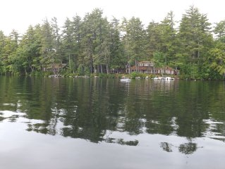 Lakefront Compound on Beautiful Great Pond