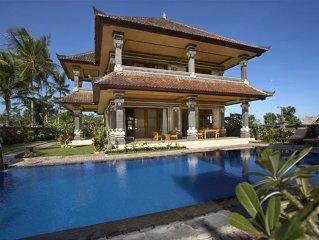 Villa Agung Khalia: 3-Bedroom Luxury Ubud Villa, Private Pool