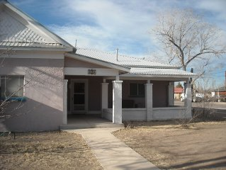 Coach's House, 3 BR/2 BA, Historic Adobe Home in Marfa