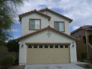Close to Las Vegas Strip and all major restaurants. Family-friendly!!!