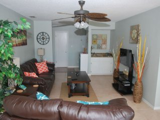 Flip Flop Spot Paradise! Beautifully decorated 3BR/2BA  High Speed Internet/WiFi