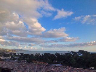 Stunning Ocean View California Contemporary STR19-0941