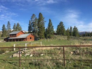 Best Private Fishing Near Yellowstone. Exclusive lake and riverfront access.