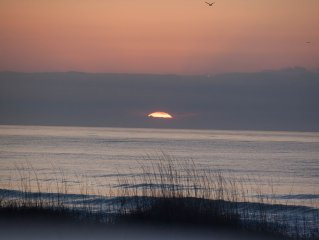 Beautiful Ocean Isle Beach Views; Excellent Sunrises