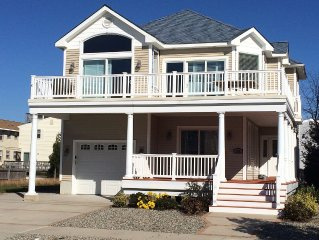 Large Family Shore House; 4 Beds, 3 Baths, Sleeps 10!