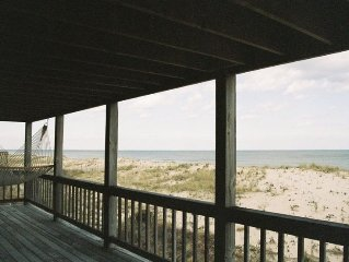 Oceanfront Seclusion, Spectacular Views and Family Friendly!