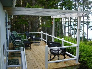 Perfect, Perfect, Perfect! Many Waters Waterfront Cottage