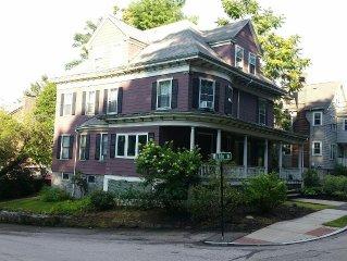 Huge 10 Bedroom Victorian House On Boston/Newton Line