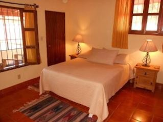 Ajijic Village, Charming, Bright, Central & Three Blocks From Main Plaza