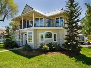 Lakefront 3-BR Home At Cedar Point Free Paddle Board Rentals