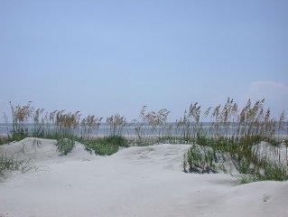 3rd Row/Ocean View/Best Beach on Fripp