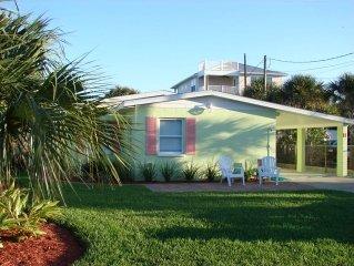 Beach Home Steps to the Ocean/St. Augustine Beach All New
