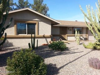 2 Bedroom, 2 Bathroom Recently Renovated, Furnished Golf Course Home