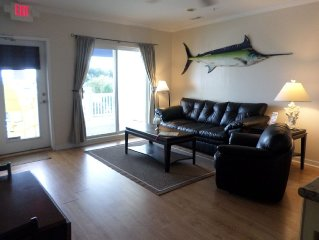 Southport Waterfront 1 bedroom condo.