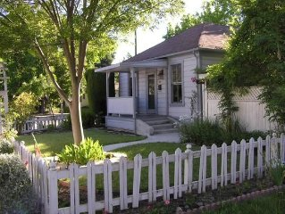 Historic Downtown Mountain View Home
