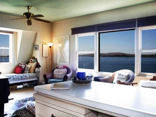 Stay on the Water in Bodega Bay!