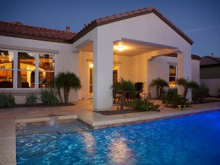 Luxury Home!SURPRISE/GOODYEAR STADIUMS~HEATED POOL AND SPA~
