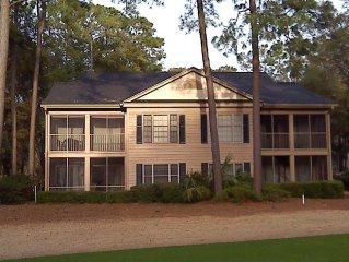 Pawleys Plantion 2Br 2Ba GroundFloor Villa On 10th Fairway/pool in Villa complex