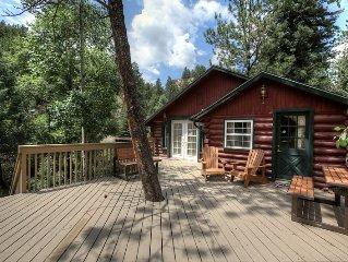 Rustic Cabin With 5 Star Amenities On Elk Creek