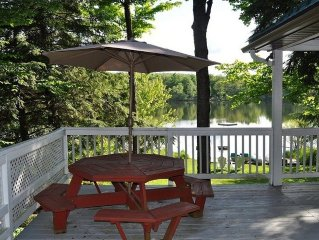 Pristine Lake Front Property with Many Outdoor Opportunities