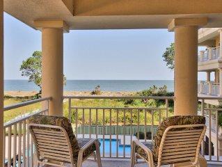 Family-Friendly 3br Ocean Waves Villa - 3 King Beds!  Best Bargain On Resort!