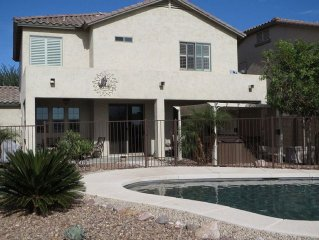 Relax, Renew, Explore ~ Pool & jacuzzi ~ Bikes Available ~ Borders State Land!