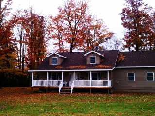 'New' Spacious Home- Secluded in the Heart of Canaan Valley! Sleeps 2- 14