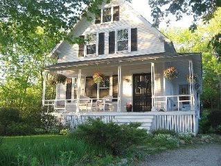 Seamist Cottage - 4 Bedroom Beautiful Bass Harbor New England