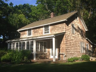 Charming East Hampton 1920s Renovated Cottage - Pool - near village