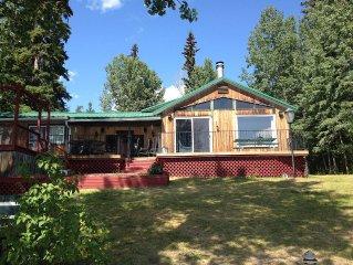 Cluculz Lake Cabin Retreat