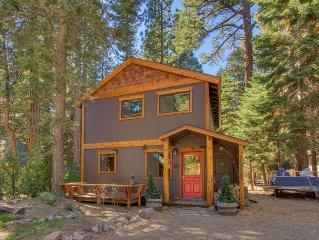 Cozy Family Mountain Retreat