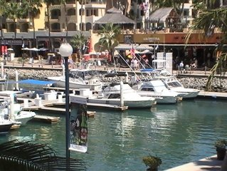 The Best Location in Los Cabos: Waterfront Studio